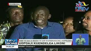 Uopoaji Likoni: Sababu mbili ambazo zimetuzuia kuliopoa gari - Cyrus Oguna