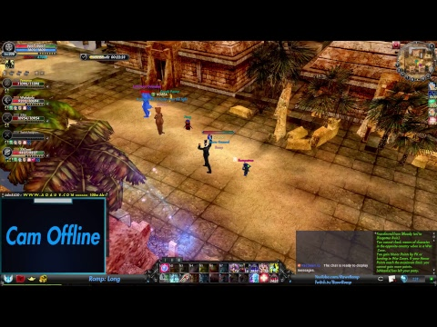 Romp ◆ CABAL Online (NA/Titan) ◆ 313 Kills ◆ FT3