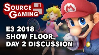 E3 2018 Show Floor, Day 2 - Discussion