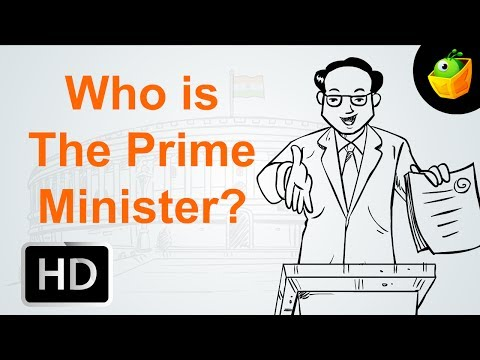 Who Is Prime Minister - Election - Cartoon/Animated Video For Kids