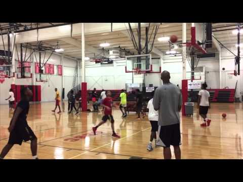 Garner Road Presents - G.R.E.A.T Workouts with David West