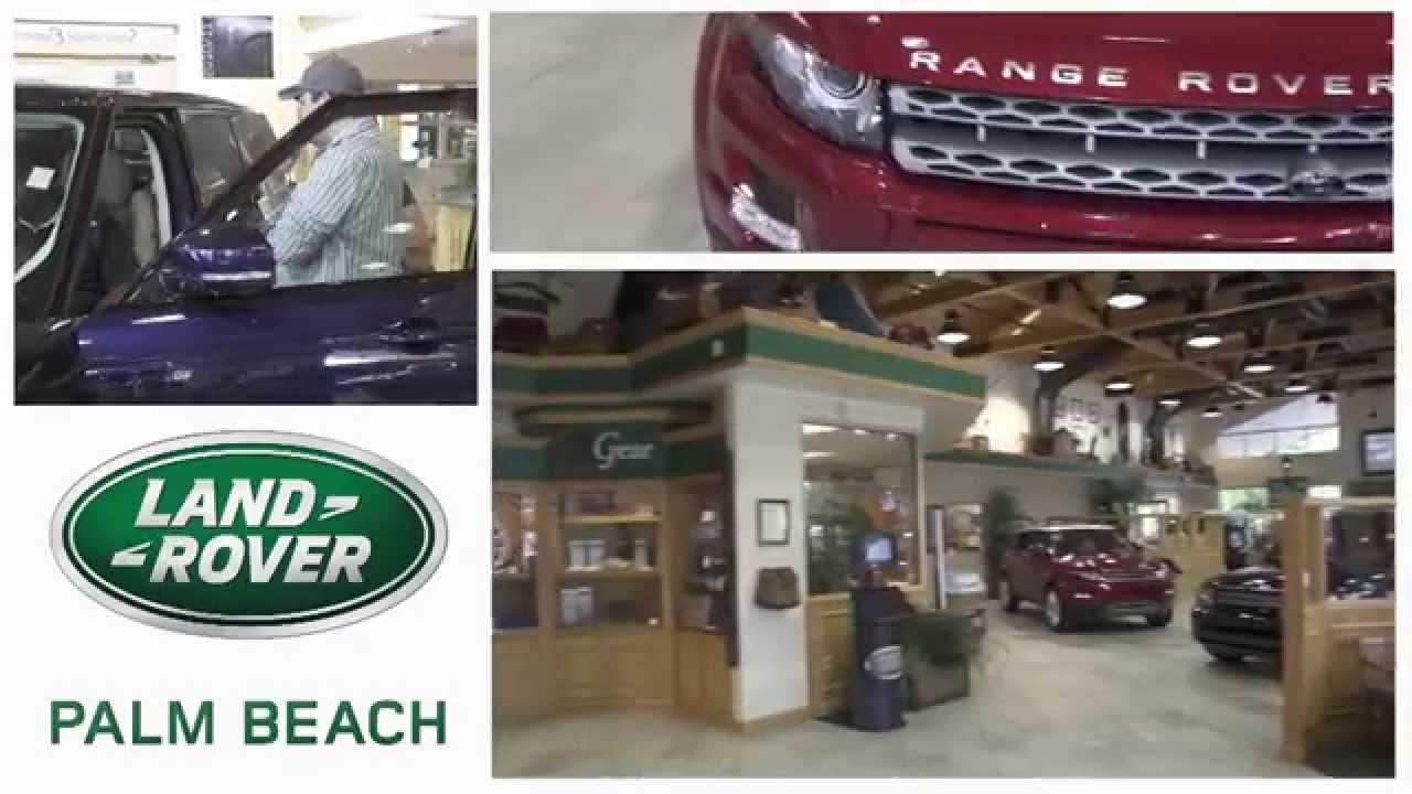Land Rover Palm Beach >> Welcome To Land Rover Palm Beach