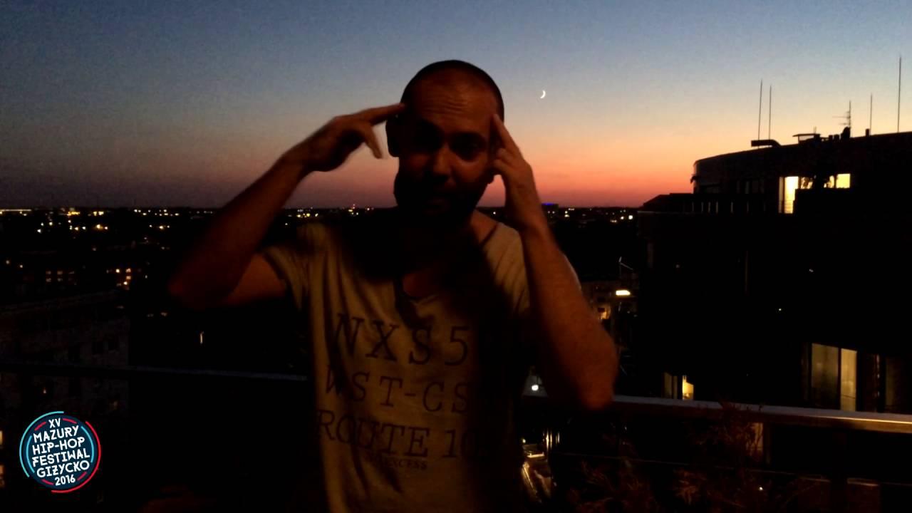 VNM zaprasza na XV edycję Mazury Hip-Hop Festiwal Giżycko
