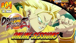 Dragon Ball FighterZ   LIVE STREAM   Online Sessions # 4