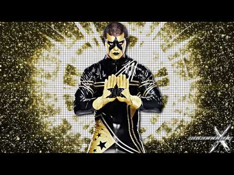 "WWE: ""Written in the Stars"" ► Stardust 12th Theme Song"