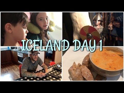 Iceland is EXPENSIVE! First Impressions of Reykjavik! | Welcome to ICELAND | Day 1 Vlog
