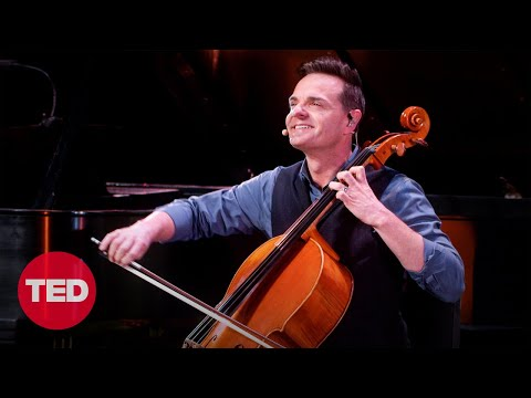 Steven Sharp Nelson: How to find peace with loss through music   TED