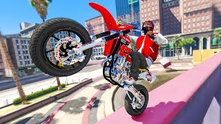 BEST GTA 5 STUNTS & FUNNY MOMENTS! (COMPILATION)