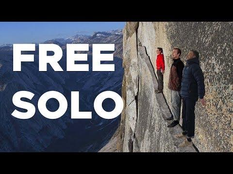 FREE SOLO Boulder Problem Simulator    Set By Alex Honnold