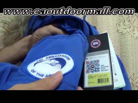 Canada Goose montebello parka online authentic - Unboxing Fake Canada Goose Expedition Parka PBI Jackets Top ...