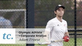 Olympian Adam Froese is Loving Life After Field Hockey