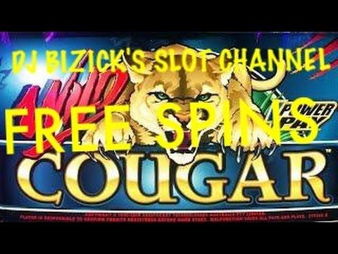 Wild cougar slot machine online