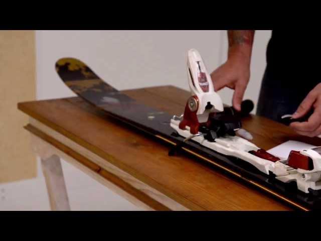 Ski Retriever New Mounting System Install