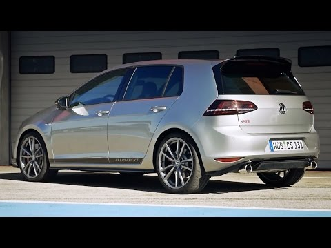 volkswagen golf gti clubsport review youtube. Black Bedroom Furniture Sets. Home Design Ideas