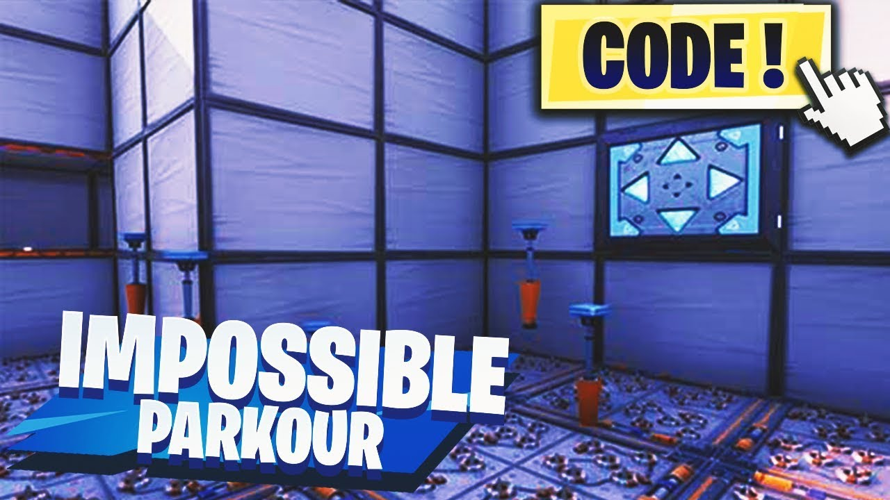 Fortnite Map Codes Parkour