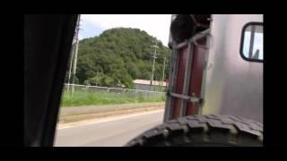 ホーストレーラー horse trailer