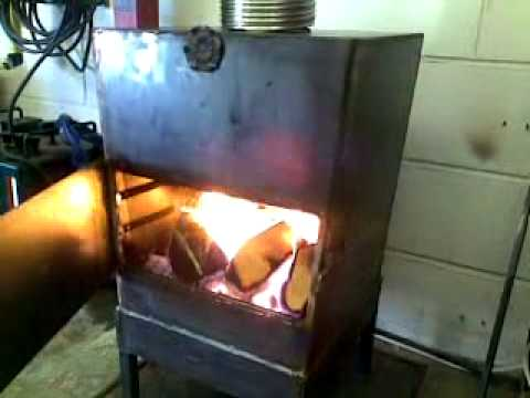Homemade Wood burning stove, Log burning stove, Log burner, Wood burner,  Coal fire - YouTube - Homemade Wood Burning Stove, Log Burning Stove, Log Burner, Wood