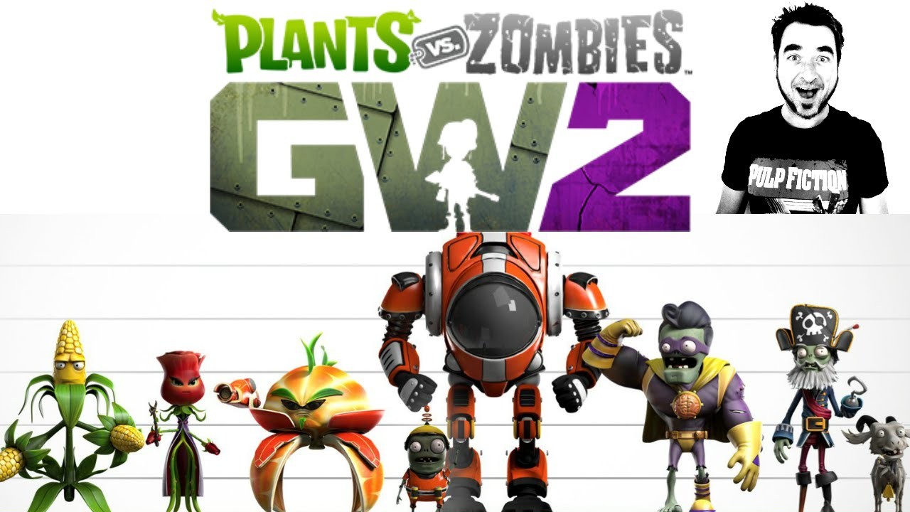 High Quality Plants Vs Zombies Garden Warfare 2 PS4 / Xbox One / Steam (Beta) Single U0026  Multiplayer Playtest   YouTube Pictures Gallery