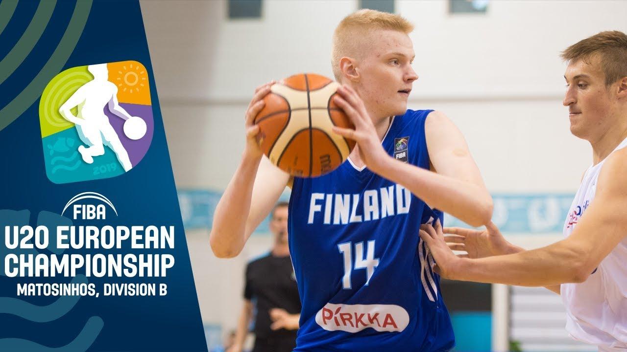 Albania v Finland - Full Game