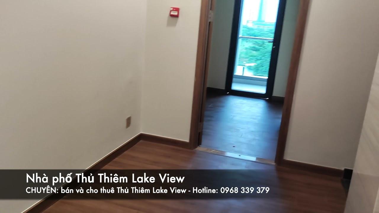 image Cho thuê nhà phố Thủ Thiêm Lake View giá rẻ