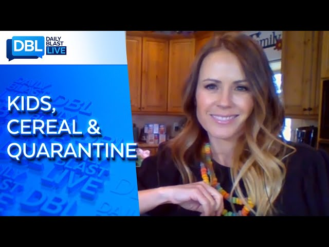 """Former  \""""Bachelorette\"""" Trista Sutter On Getting Creative With Quarantined Kids"""
