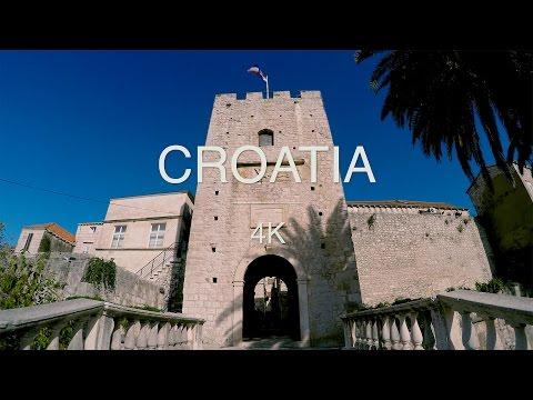 Croatia   Hrvatska   Visit Croatia   Beauty of Croatia   Adriatic Sea   Adriatic Coast   4K