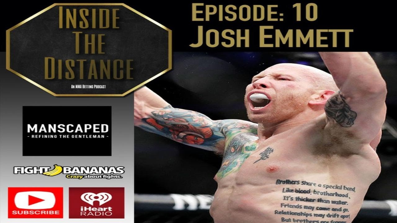 Inside The Distance Ep. 10 with Josh Emmett