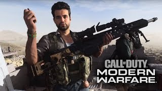Zostałem SNAJPEREM! - Call of Duty: Modern Warfare [ODC. 3/6] / 25.10.2019 (#3)