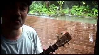 Rhythm of the Rain (Cascades ukulele cover)