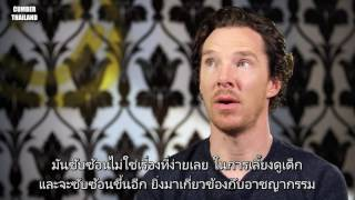 [SubThai] John & Sherlock's Friendship   Sherlock
