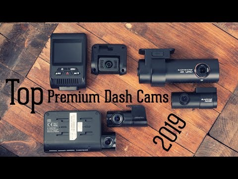 Top 3 Premium Dash Cameras For 2019 | Blackvue DR900S • Thinkware F800 • Street Guardian SG9663DC