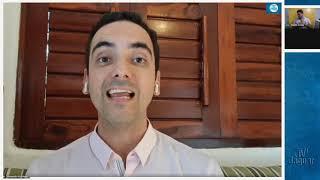 Exclusiva TV Jaguar   Dr  Leonardo Alcântara, presidente interino do Sindicato dos Médicos do Ceará,