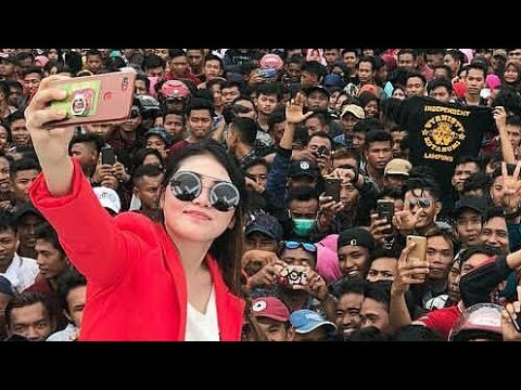 Full Via Vallen Live Kampanye Jokowi Daya Murni Tulang Bawang Barat Lampung 5 April 2019