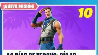 14 days of summer Fortnite Save the World (Day 10)