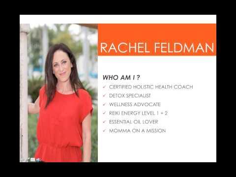 Learn How to Detox & Lose Weight with Rachel Feldman (fall detox + cleanse 2014)
