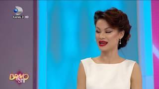 Bravo, ai stil! (16.05.2019) - Irina s-a inspirat de la Valeria Bianca a dat cartile pe fa ...