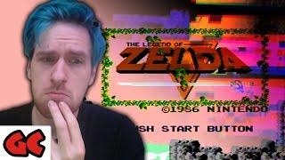 Zelda 1 | ZERSTÖREN (wie es geht)