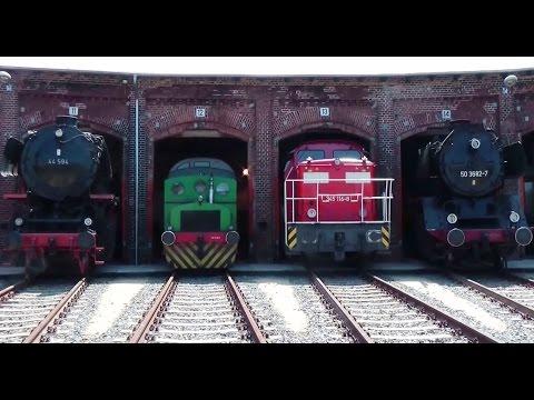 Eisenbahn-Fest Wittenberge mit
