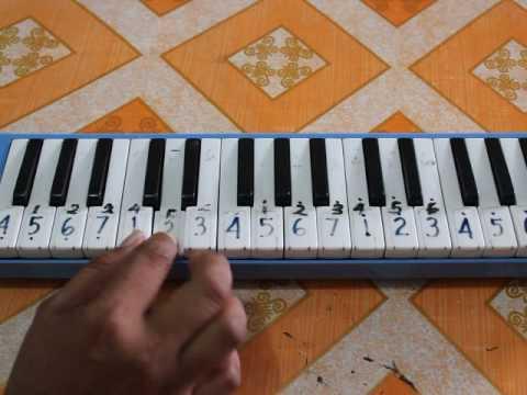 Ampar Ampar Pisang || Pianika