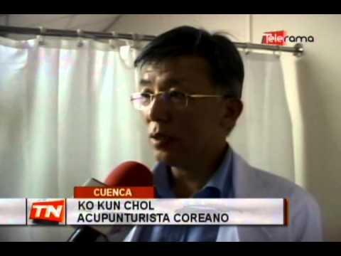Municipio mantiene convenio con médicos coreanos
