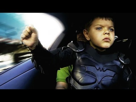 """Batkid Begins"" Behind-The-Scenes Short Film"