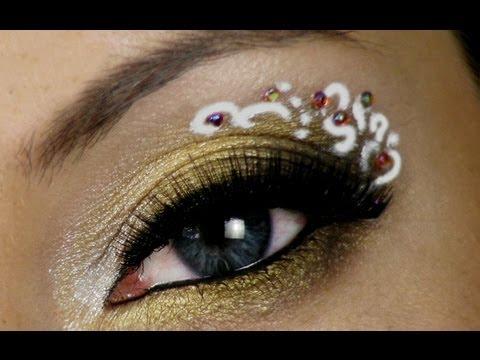 Posh winter makeup look  /  Шикарный зимний макияж thumbnail