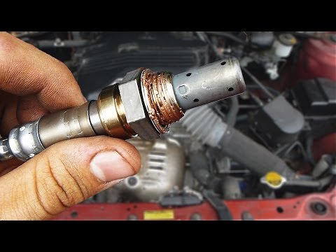 How to Check and Replace an Oxygen Sensor (Air Fuel Ratio Sensor)