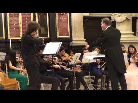 Piazolla: Invierno Porteno - Winter In Buenos Aires - LYS With Soloist John Gallant