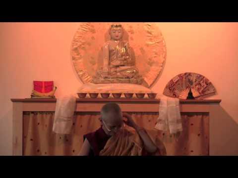 Nine-point death meditation