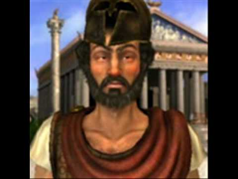 Civilization IV Themes - GREECE - Alexander/Pericles