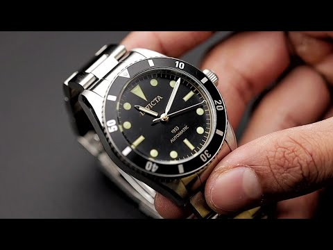 This Is Invictas Best Watch Release 1953 | An Affordable Diver Watch 31290