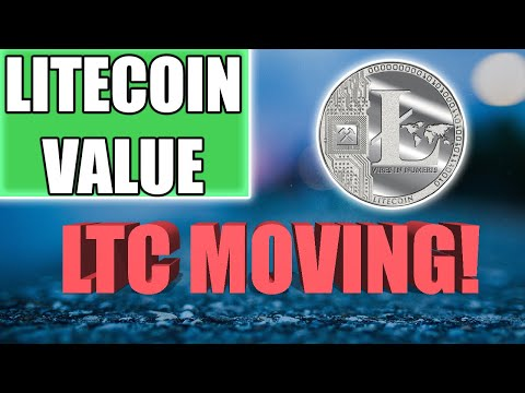 Litecoin Moving Strong & True Value of LTC