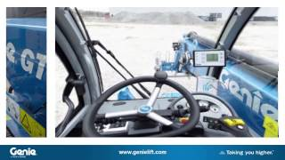 Genie® телескопические погрузчики (общий обзор)