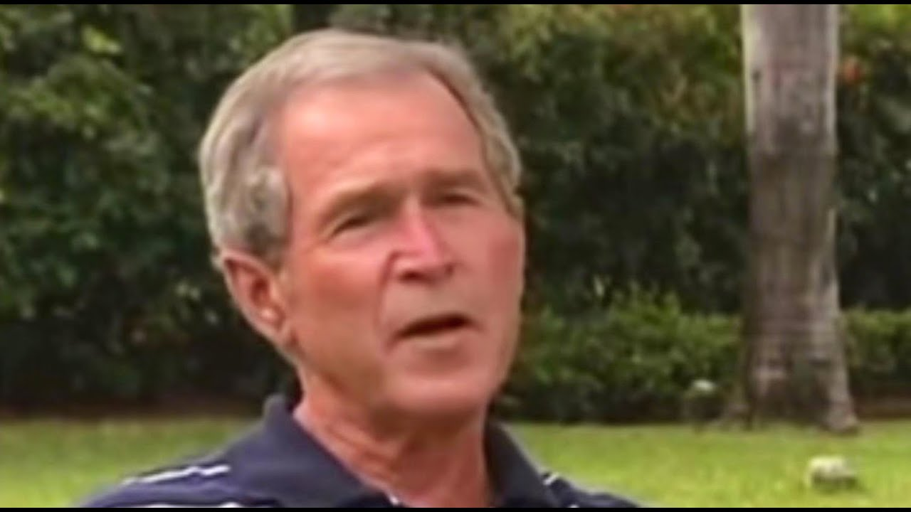 Bush gay marriage